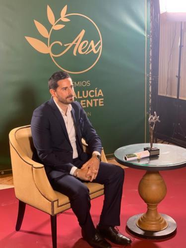 IBERIAN premio andalucia excelente 2021 atencion al cliente 02